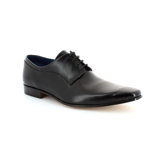Barker Gibson 3461-16 F Fit Black formal shoes