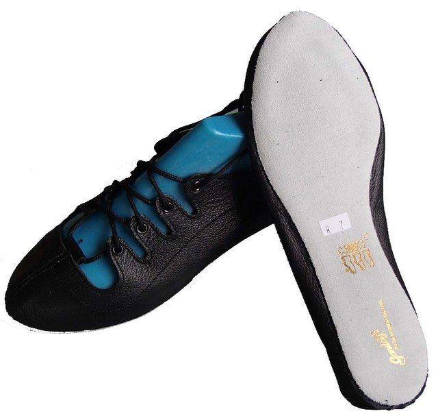 Begg Dance Shoes Dancing Shoes - Black - 8084 Highland Dance Pump    ORD