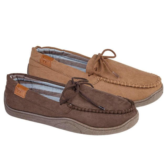 Begg Shoes Slippers - Brown - 8557/20 ANTHONY