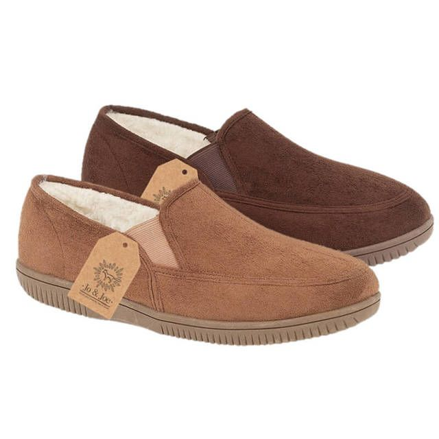 Begg Shoes Slippers - Tan - 0721/20 SIMON  RAMBLER