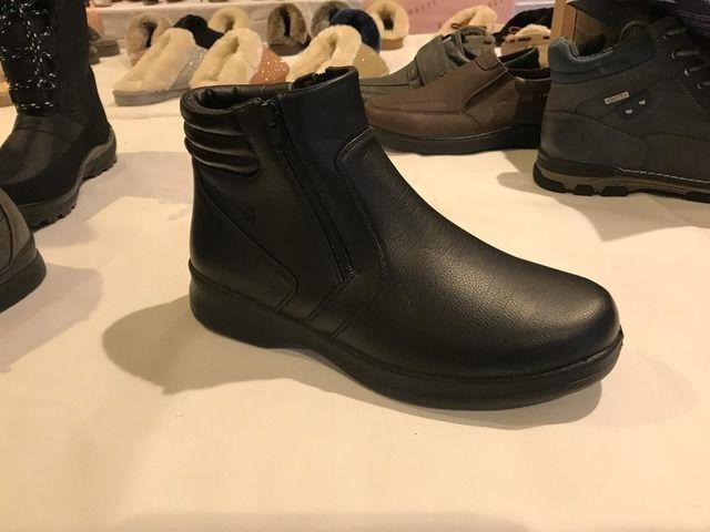Begg Shoes Boots - Black - C10018/80 URBAN