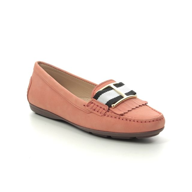 Begg Shoes Loafers - Coral - 06368/61 CANNES