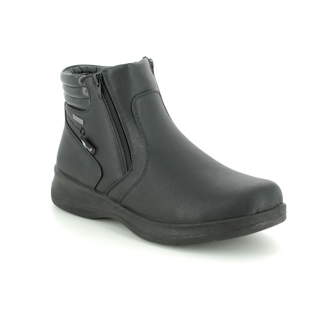 Begg Shoes Boots - Black - C10018/80 URBAN