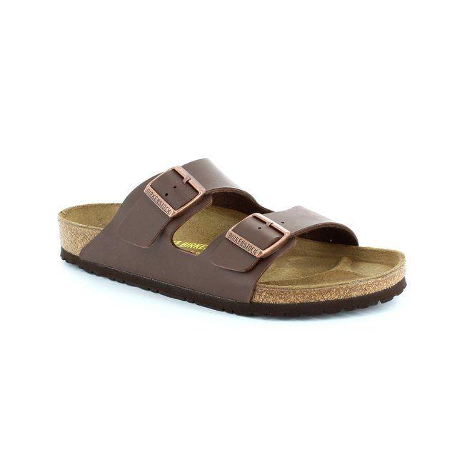 Birkenstock M Arizona 051701 Brown sandals