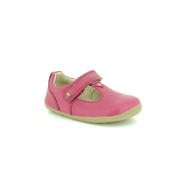 Bobux First Shoes - Dark pink - 0007/28303 LOUISE