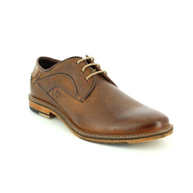 Bugatti Adamo 25902-6000 Brown formal shoes