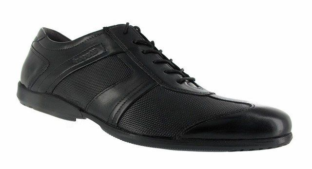 Bugatti Boss T2802-100 Black formal shoes