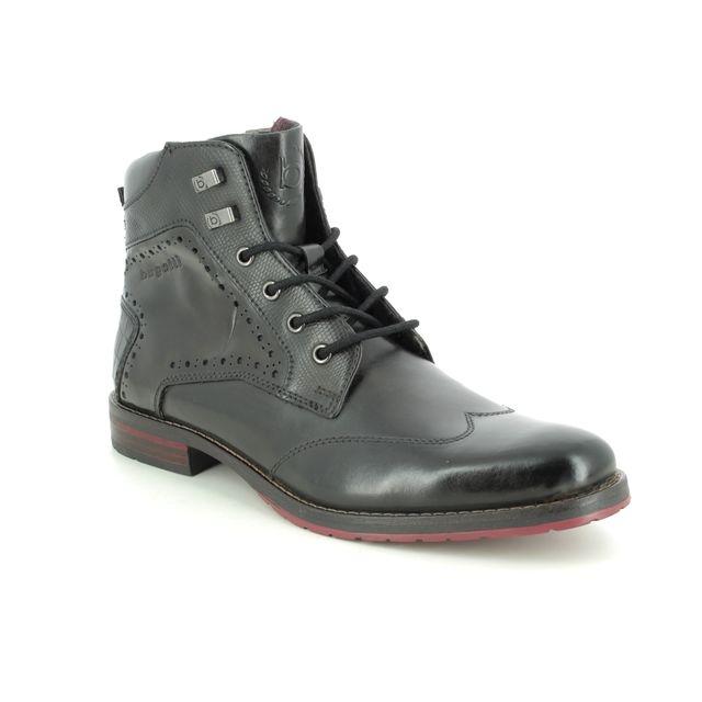 Bugatti Brogue Boots - Metallic Leather - 31181031/1100 LUSSORIO BOOT