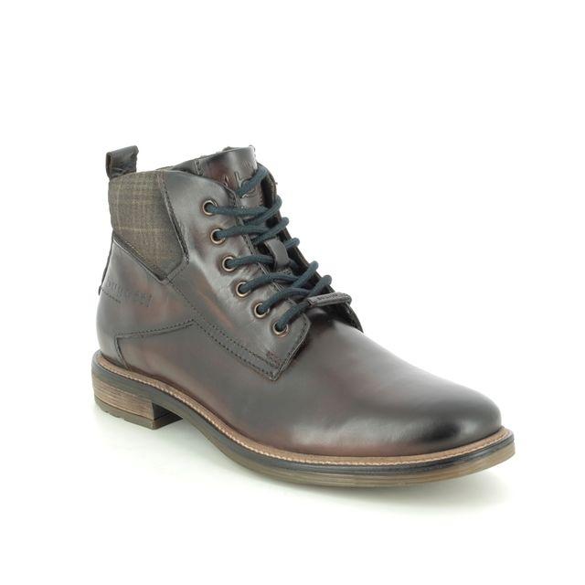 Bugatti Boots - Brown leather - 31178230/6161 MARCELLO CUFF