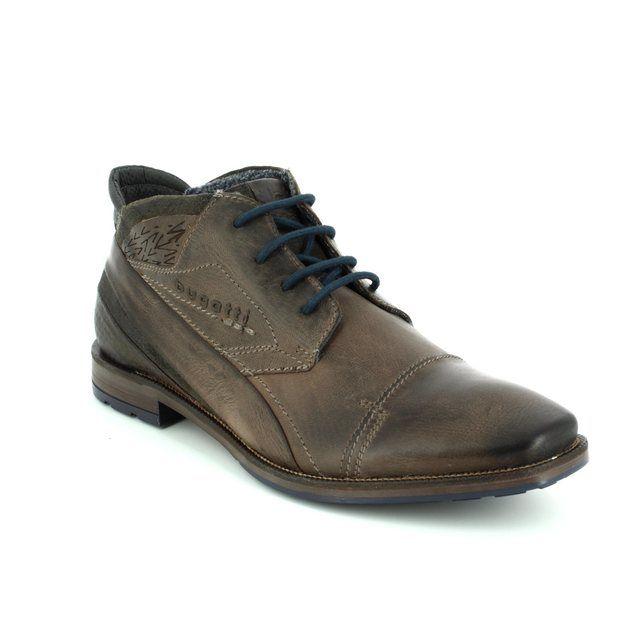 Bugatti Martino 31130-1400 Dark Grey boots