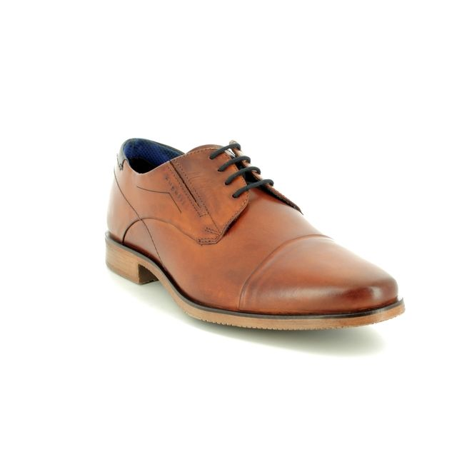 Bugatti Formal Shoes - Tan - 31125106/6300 NICOLO EXKO