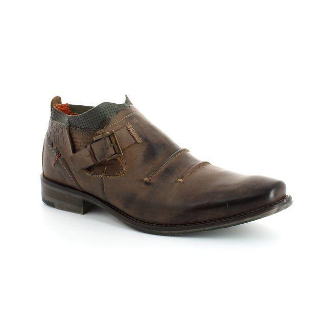 Bugatti Saljo 03364-600 Brown boots