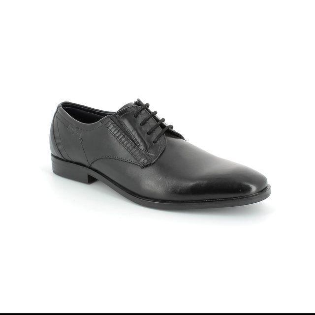 Bugatti Savio R3505-100 Black formal shoes