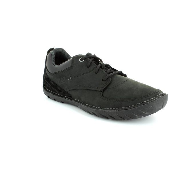 CAT Abilene 7166 Black casual shoes