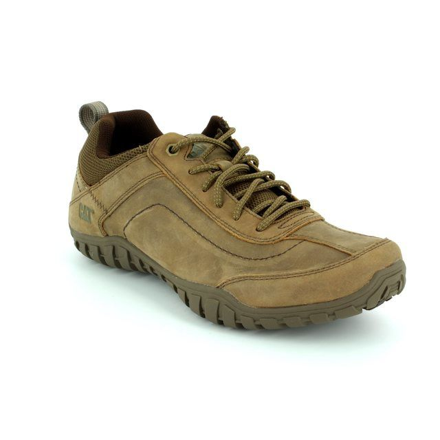 CAT Arise P721358 Taupe casual shoes
