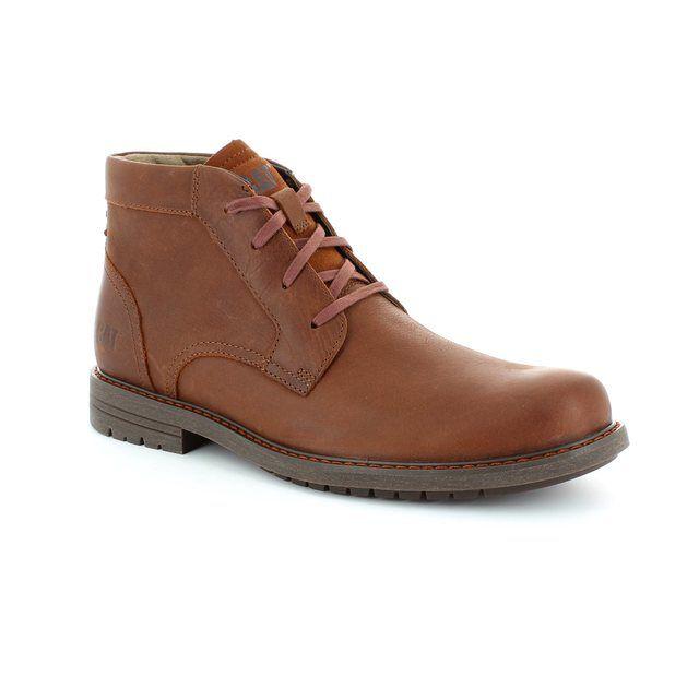 CAT Brock 7191 Tan boots