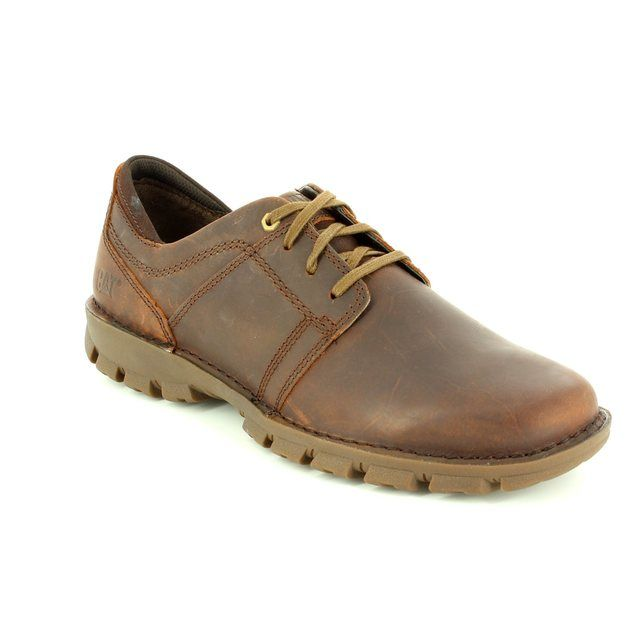 CAT Casual Shoes - Dark brown - P720633/20 CADEN