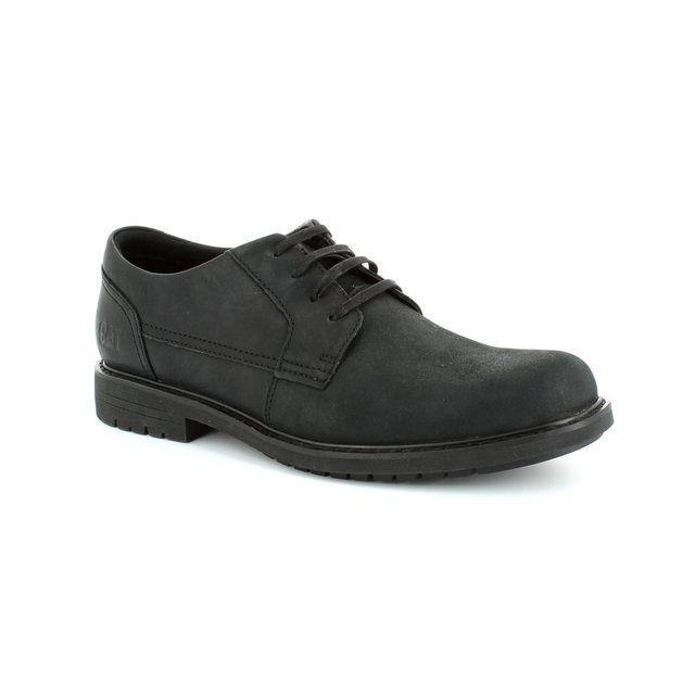 CAT Cason 7191 Black casual shoes