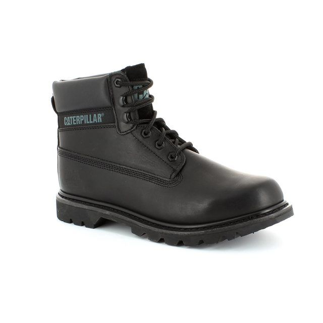 CAT Colorado Black 7140 Black boots