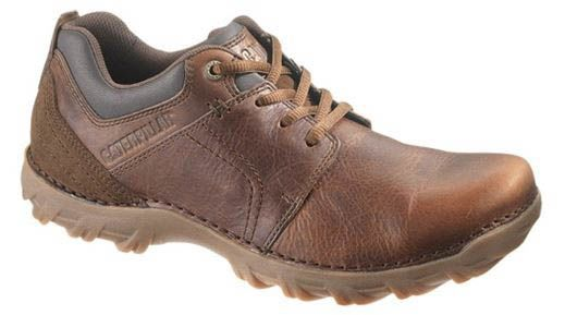 CAT Emerge P741361 Brown casual shoes