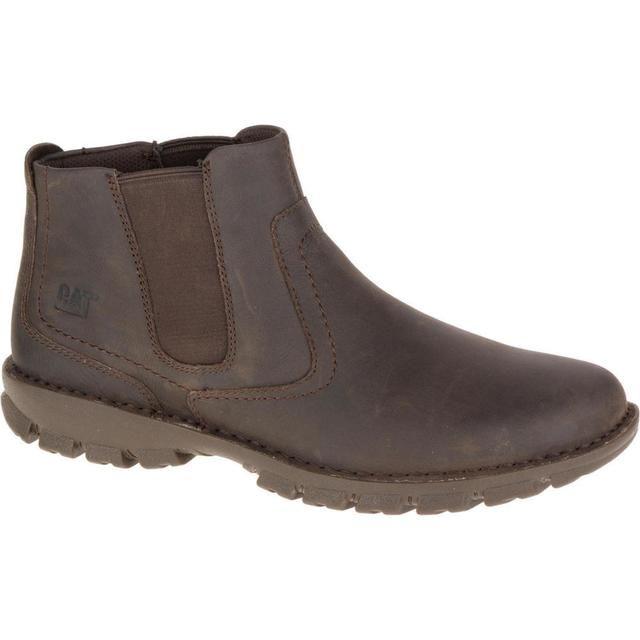 CAT Chelsea Boots - Dark Brown - P720659/ HOFFMAN