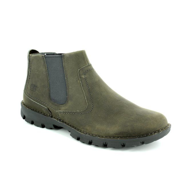 CAT Hoffman P720661 Dark taupe boots