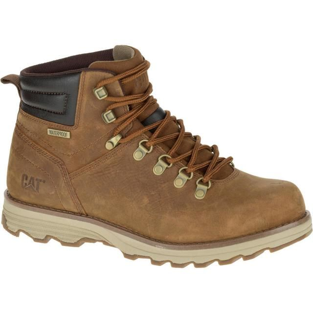 CAT Boots - Brown leather - P720692/ SIRE WP