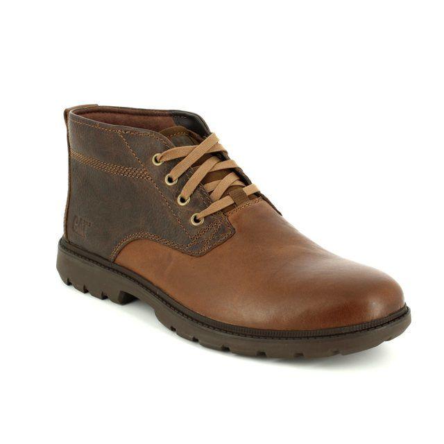 CAT Trenton P721805 Brown boots