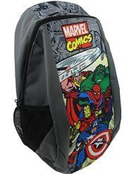 Character Bags & Shoes Marvel 0100-24 Various backpacks and bags