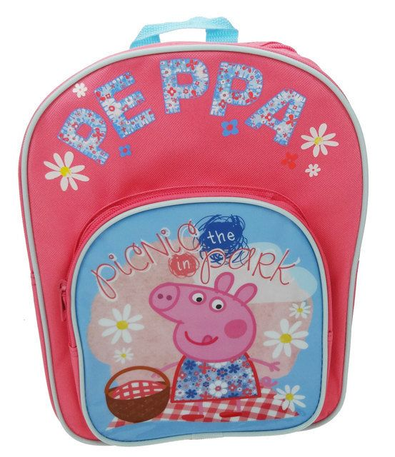 Character Bags & Shoes Peppa Pig 1327-08 Pink multi bags