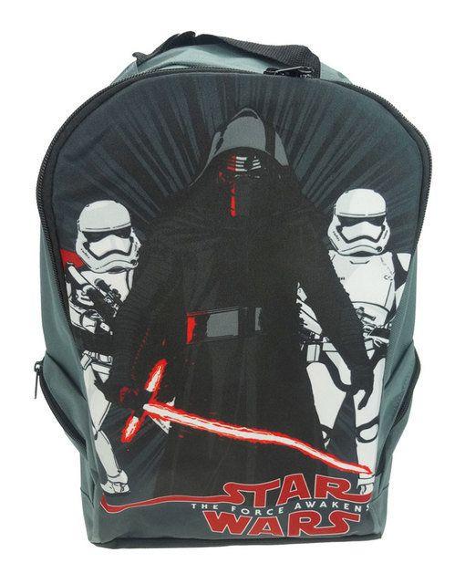 Character Bags & Shoes Bags - Black multi - 1027/03 STARWARS LRG