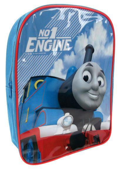 Cartoon Characters Bags - Blue multi - 1146/07 THOMAS BAG