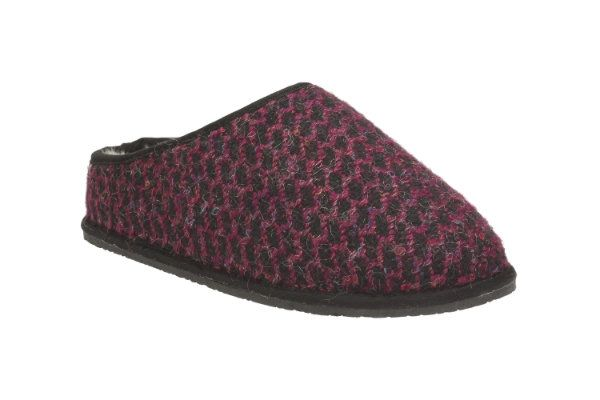 Clarks Slippers - Purple multi - 1896/04D ADELLA ALPINE