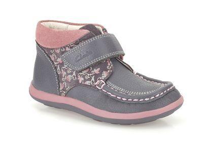 Clarks Boots - Grey - 5511/96F ALANA ERIN FST
