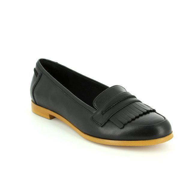Clarks Loafers - Black - 2715/44D ANDORA CRUSH