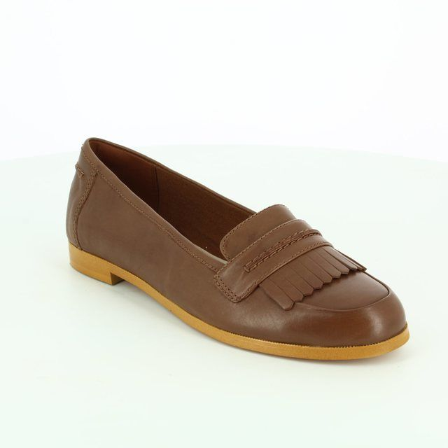 Clarks Loafers - Tan - 2715/64D ANDORA CRUSH