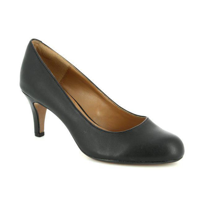 Clarks High-heeled Shoes - Black - 0436/74D ARISTA ABE