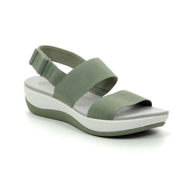 634b59a0924 Clarks Tealite Grace D Fit Red sandals