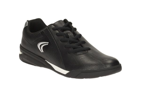 Clarks Trainers - Black - 1921/26F AWARD RUN