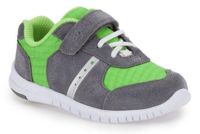 Clarks Azon Flex Fst F Fit Green multi trainers