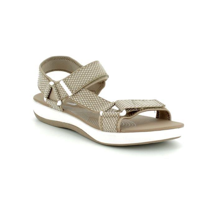 Clarks Sandals - Sand - 3403/54D BRIZO CADY