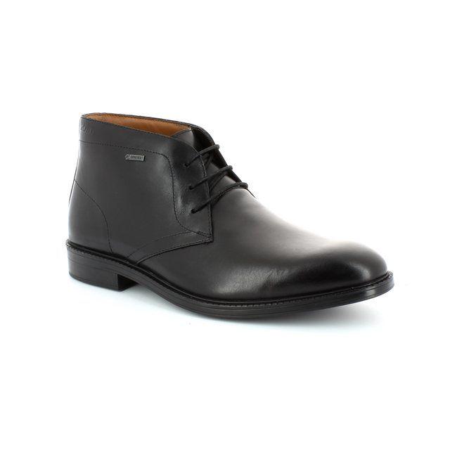 Clarks Chilver Hi Gor G Fit Black boots