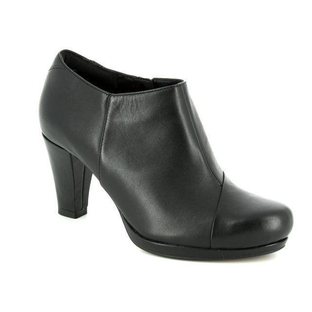Clarks Shoe-boots - Black - 2784/74D CHORUS JINGLE