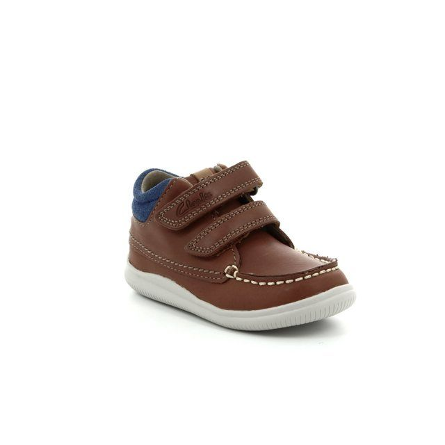 Clarks First Shoes - Tan - 2988/16F CLOUD TUKTU FS