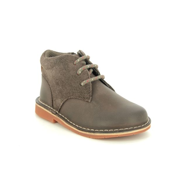 Clarks Boots - Brown leather - 432626F COMET RADAR T