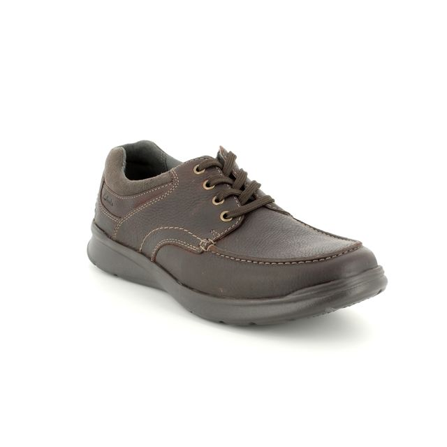 Clarks Casual Shoes - Brown - 1980/38H COTRELL EDGE