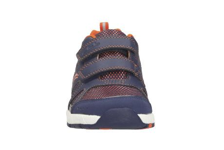 Clarks Cross Zoom Inf F Fit Navy multi trainers