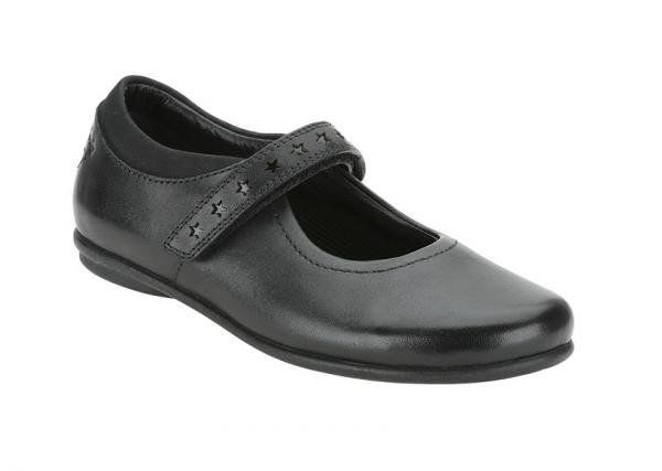 Clarks Everyday Shoes - Black -  DAISYLEAPINF
