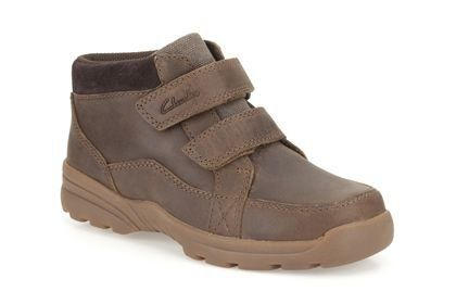 Clarks Boots - Brown - 0121/36F DIGGY GUY INF