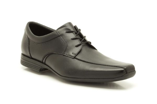 Clarks Formal Shoes - Black - 5639/17G FORBES OVER